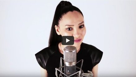 Mary J. Blige–No more drama (Cover) - Dina Dusmuhanova